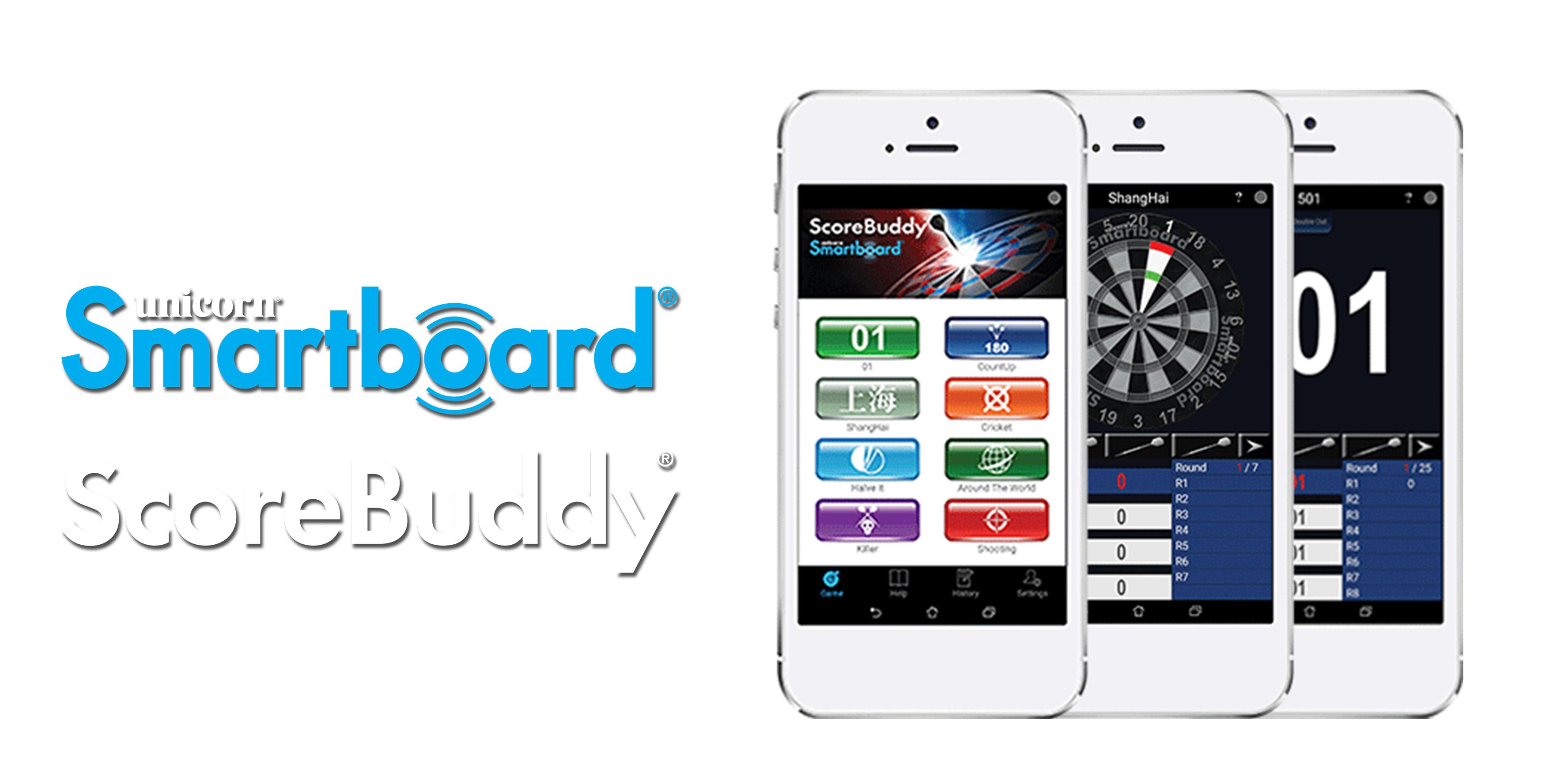Scorebuddy App