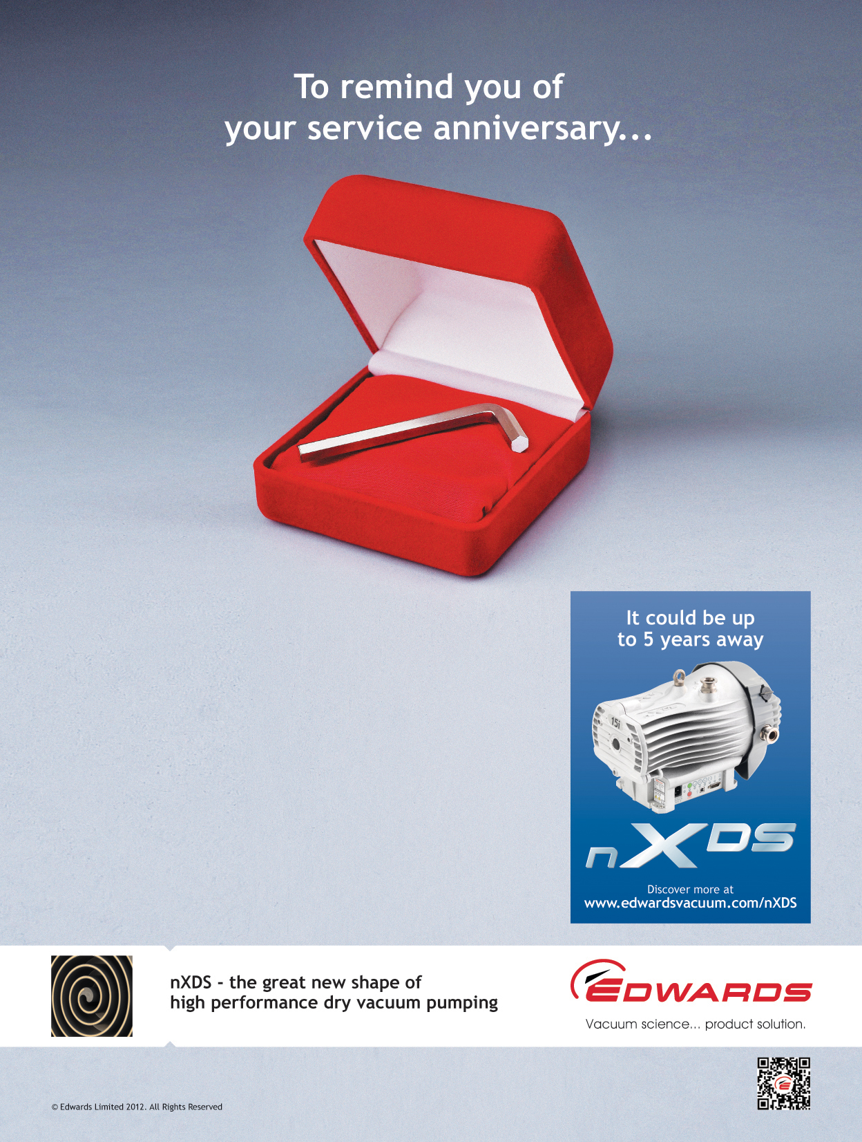 NXDS advert