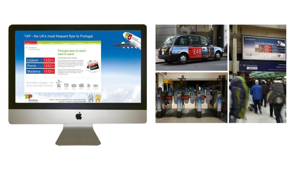 TAP website