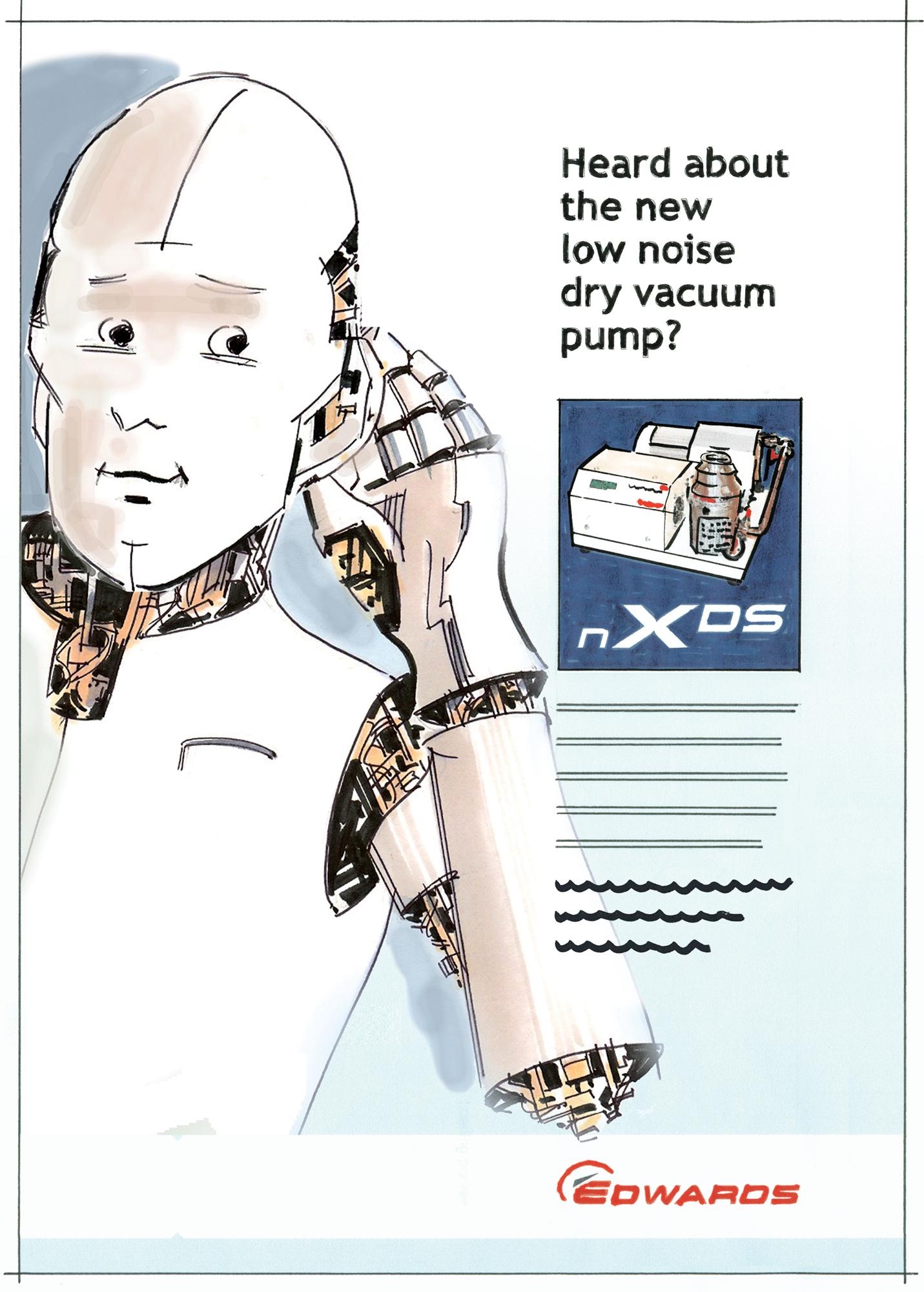 robot nxds