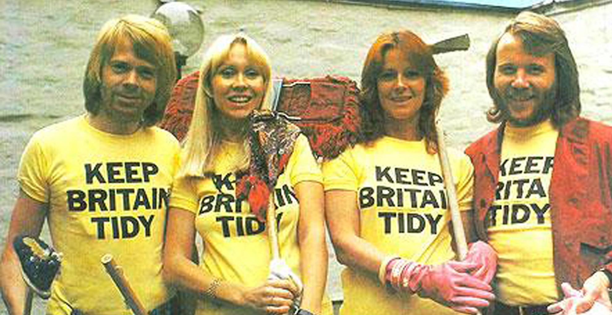 Tidy Man image ABBA