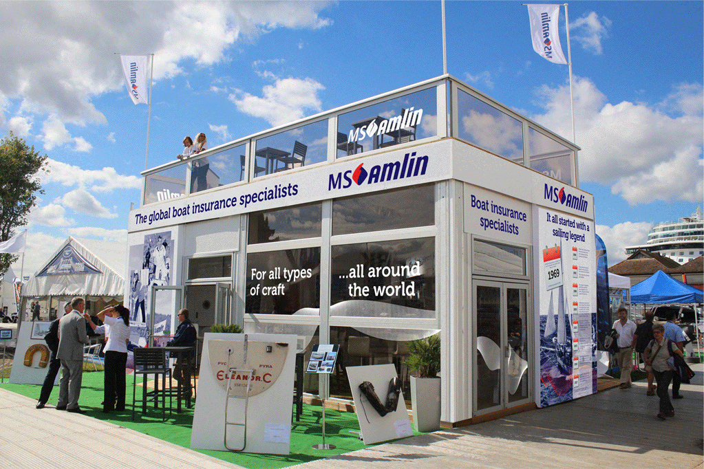 MS Amlin stand 2016 2